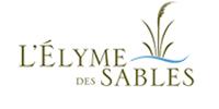 L'Élyme des Sables logo