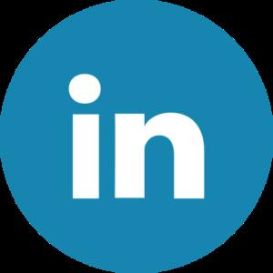 LinkedIn Logo Hyperlinked to Michel Paquet's Profile
