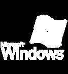 windows white logo