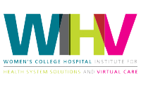WCH Institute for Health System Solutions and Virtual Care (WIHV) logo