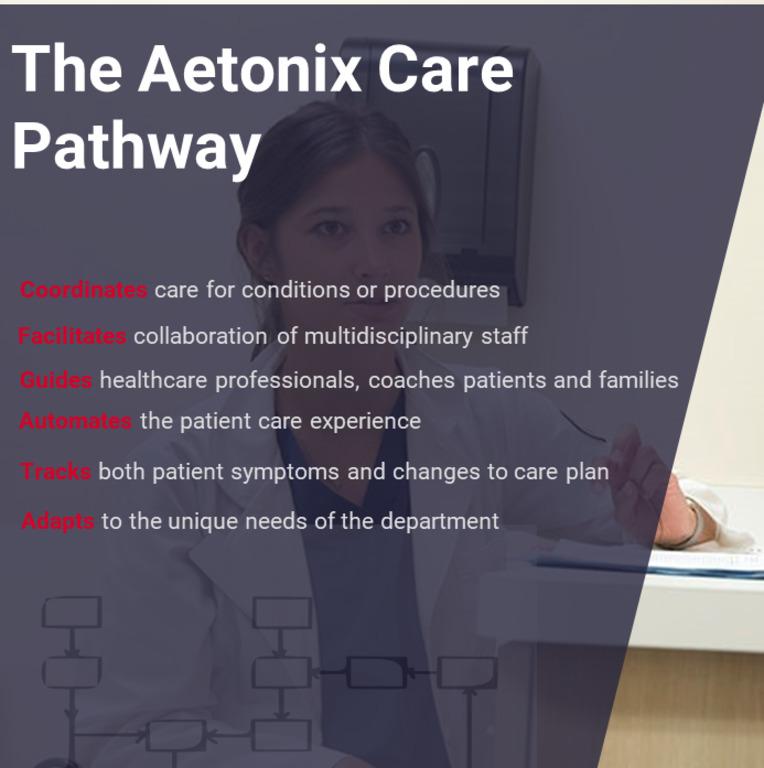 Aetonix Care Pathway